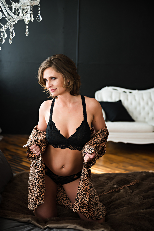 Boudoir Photography in Grand Rapids Michigan