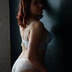 Dark Romantic Boudoir Photography in Grand Rapids Michigan